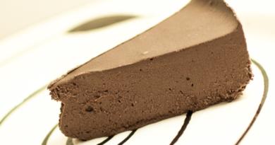 Sjokolade-kremkake